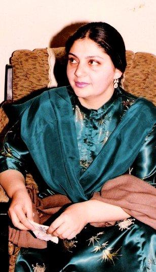 Hina Farid Khan